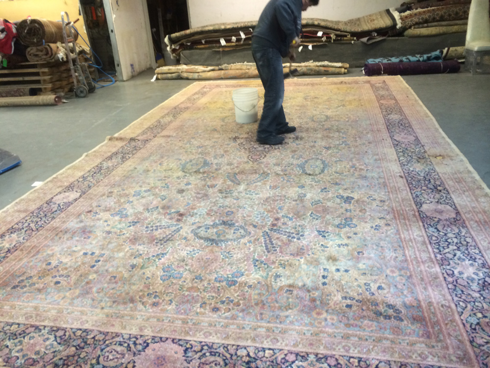 Rug Cleaning | Redwood City Carpet